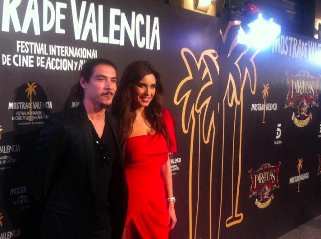 Pilar y Oscar