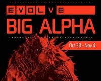 Imagen de la semana: los curiosos números de la Big Alpha de Evolve
