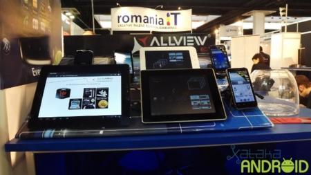 Allview Mobile, móviles rumanos que demuestran que con Android solamente hace falta esforzarse