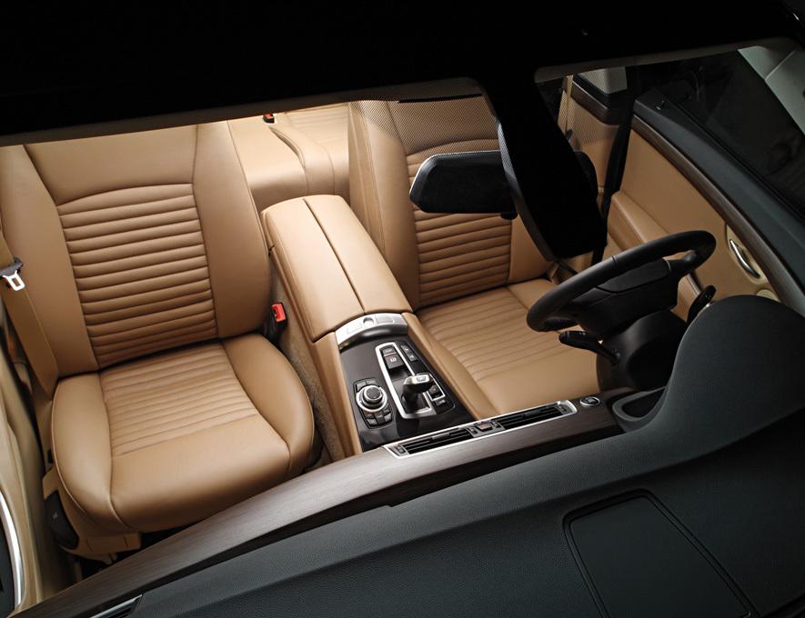 Foto de BMW Serie 5 Gran Turismo Trussardi (4/12)