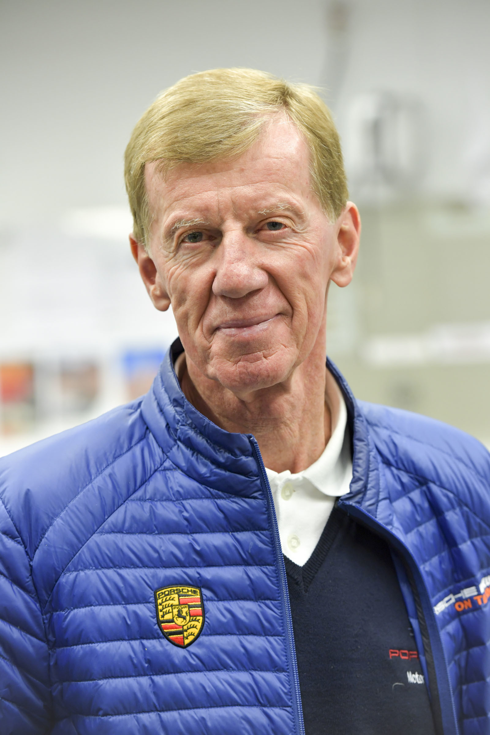 Entrevista Walter Röhrl
