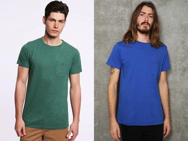 Camisetas básicas de Urban Outfiters