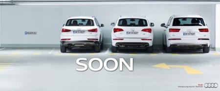 Una SUV de Audi más pequeña que la Q3 está por llegar y estas imágenes lo demuestran