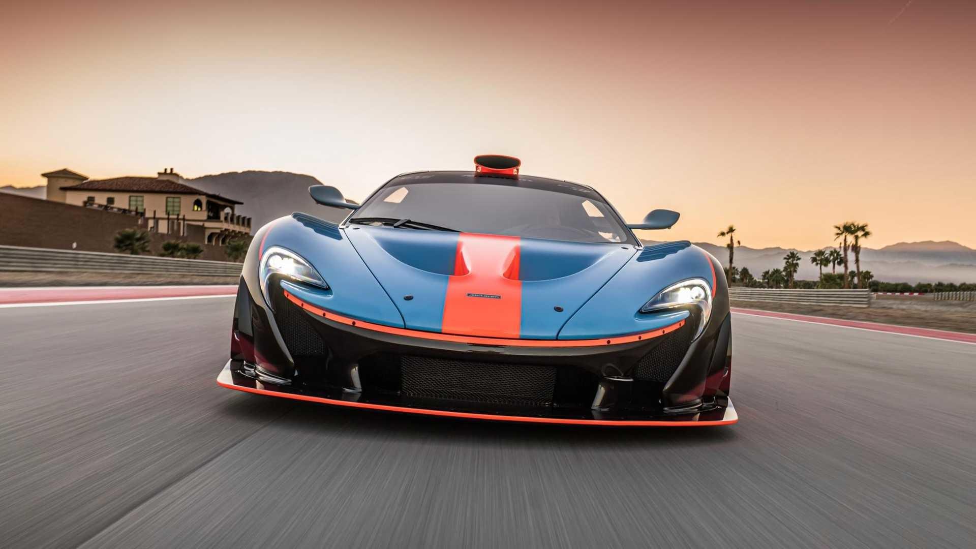 Foto de McLaren P1 GTR-18 preparado por Lanzante (13/32)