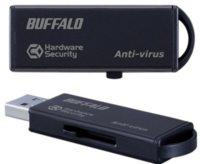 Memorias de Buffalo con cifrado AES-256 bits integrado