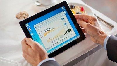 OnLive Desktop, o cómo tener el escritorio de Windows 7 en nuestra tableta táctil