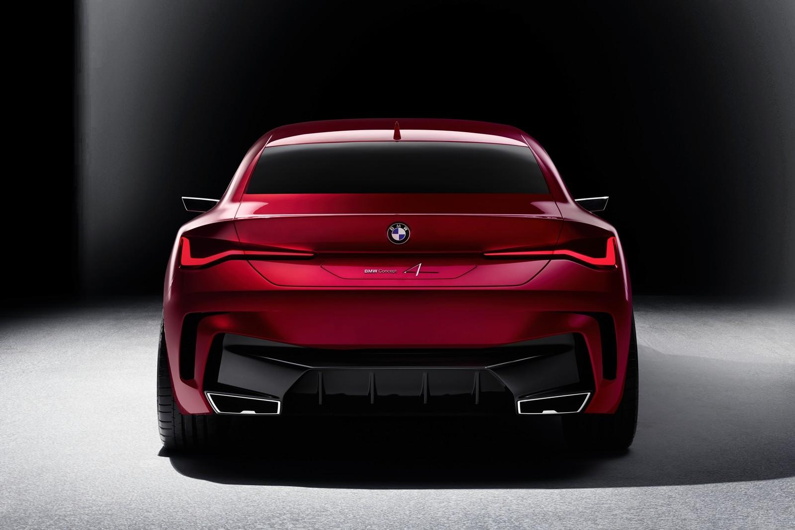 Foto de BMW Concept 4 (6/27)