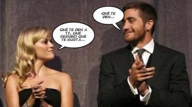 Reese Witherspoon y Jake Gyllenhaal han roto