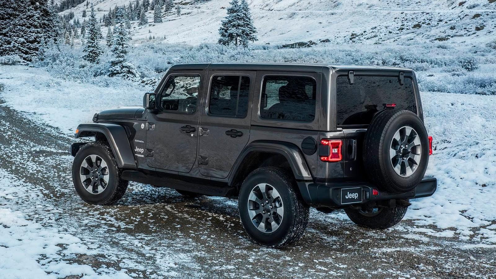Foto de Jeep Wrangler 2018 (35/114)