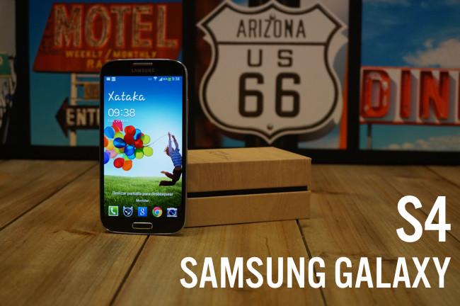 Samsung Galaxy S4 análisis en Xataka