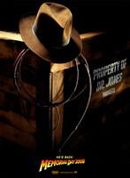 Teaser póster de 'Indiana Jones IV'