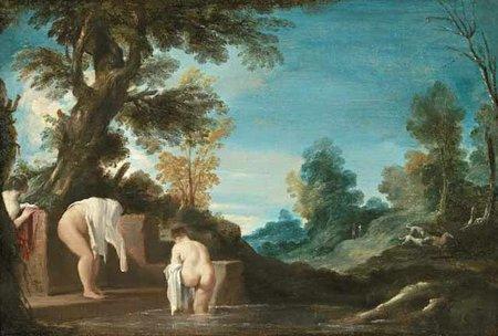 Los paisajes del Museo del Prado