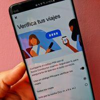 """Verificación de viajes por código PIN: así funciona la nueva """"medida de seguridad"""" de Uber en México"""
