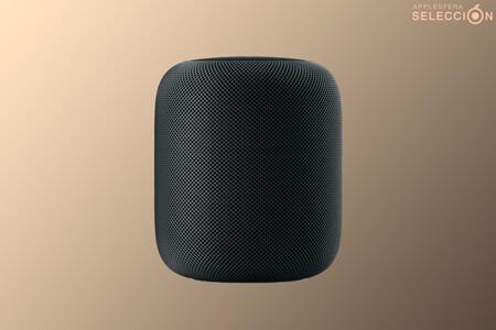 Ahorra casi 55 euros en el potente altavoz Apple HomePod en MediaMarkt: sonido en 360º, Siri y como centralita de HomeKit