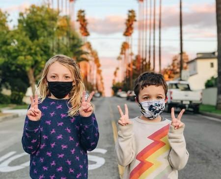 El último detalle de Inditex con sus empleados: mascarillas infantiles para proteger a los niños en su primera salida a la calle