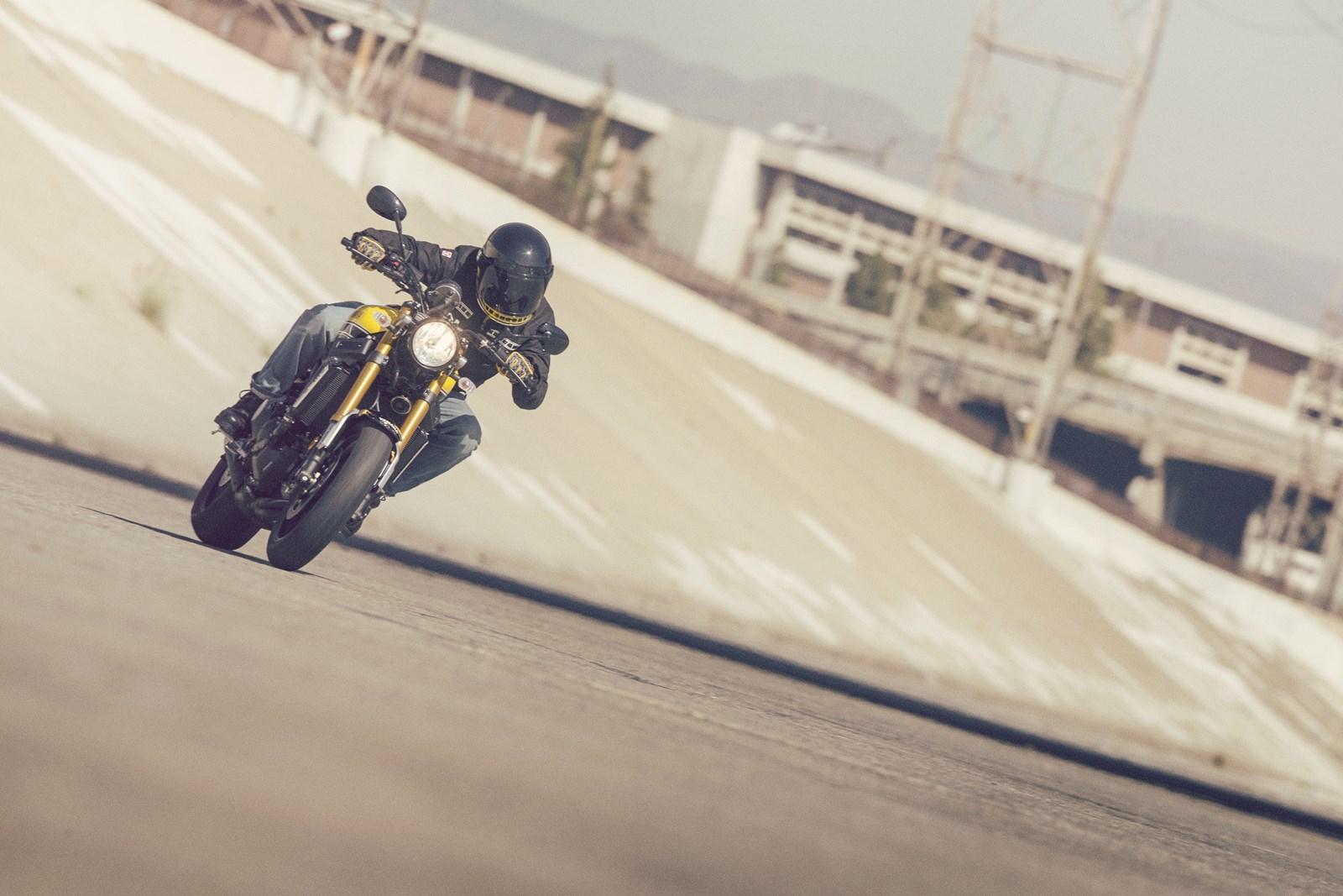 Foto de Yamaha XSR900 (1/46)