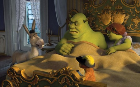 Shrek volverá al cine