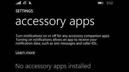 Microsoft abre la puerta a smartwatches, fundas y demás accesorios con Windows Phone 8.1 Update 1