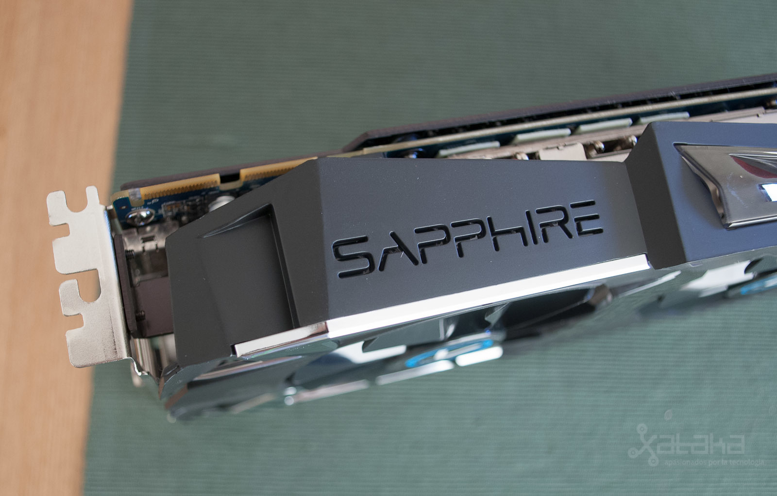 Foto de AMD R9 280X, análisis (10/14)