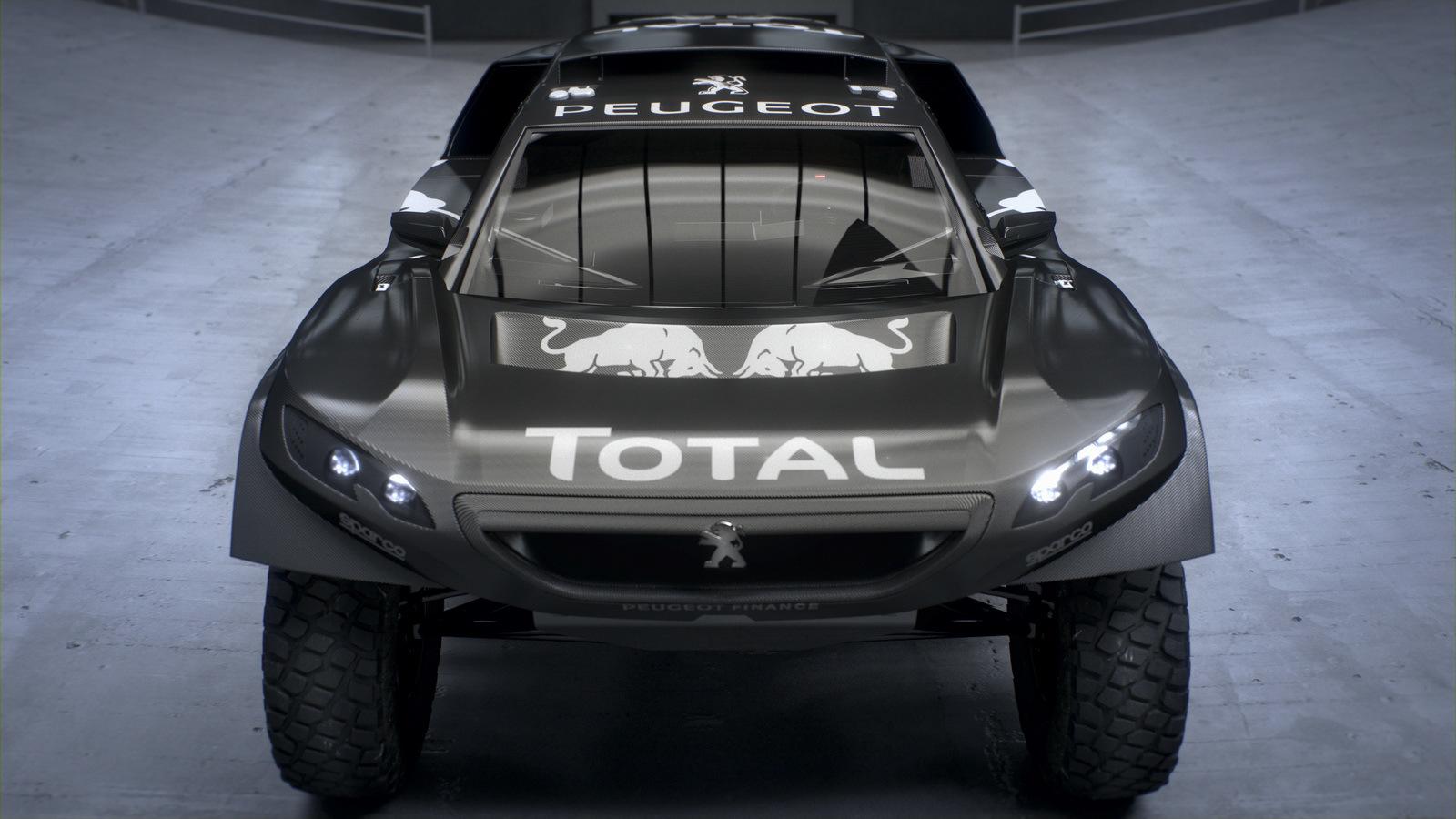 Foto de Peugeot 2008 DKR16 (1/14)