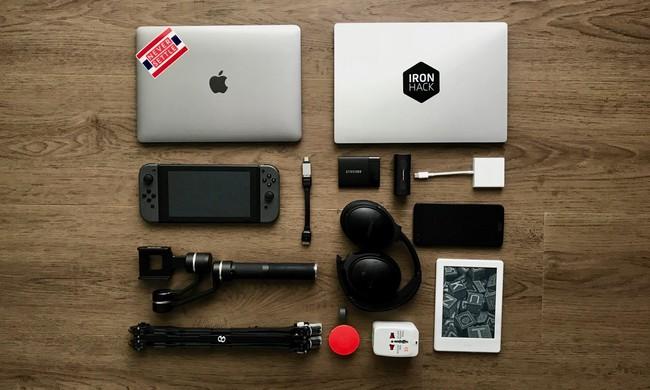 Minimalism 2017 Gadgets