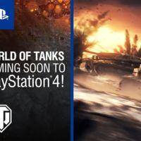 World of Tanks pone en su punto de mira la PS4