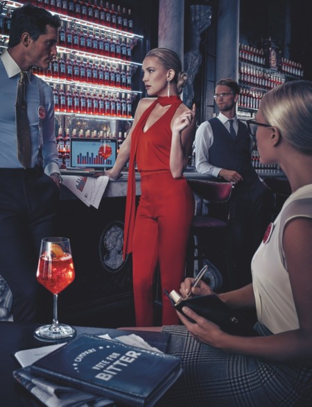 Kate Hudson Campari 2016 Calendar Pictures08