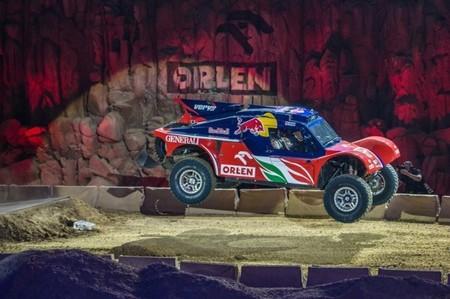 SMG llevará tres buggies al Dakar 2015