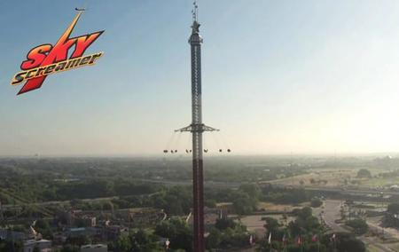 Te Gustan Las Emociones Fuertes Preparate Six Flags Anuncia Nuevas