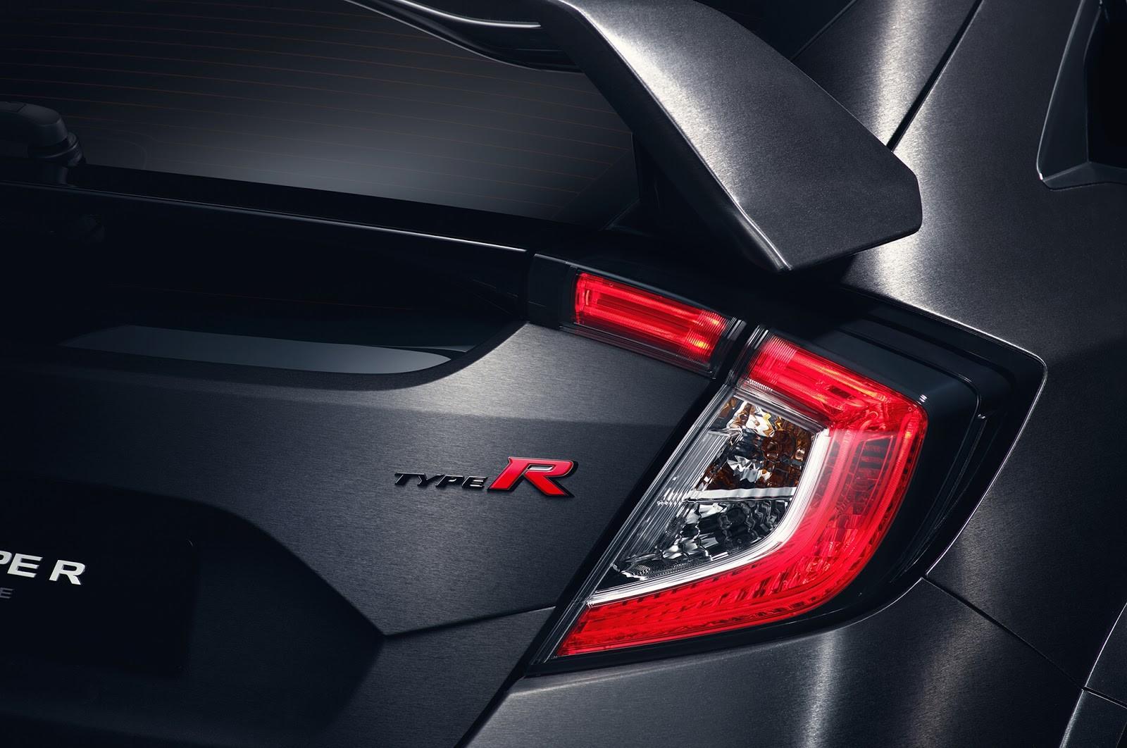 Foto de Honda Civic Type R Concept (7/8)