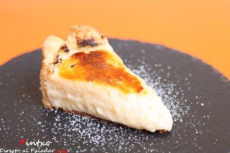Receta de tarta de crema catalana