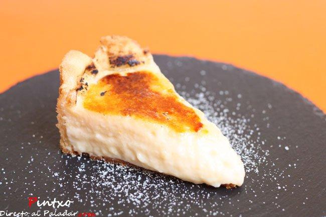tarta de crema colombiana