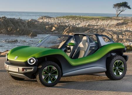 Volkswagen Id Buggy Concept 2019 1600 02