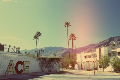 ACE Hotel Palm Springs, el motel de carretera más cool del momento