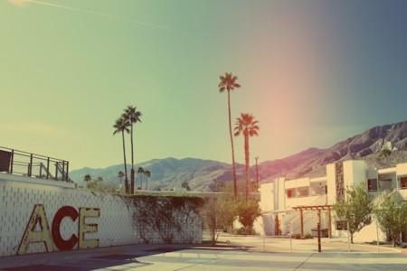 ACE Hotel Palm Springs, el motel de carretera más cool del momento