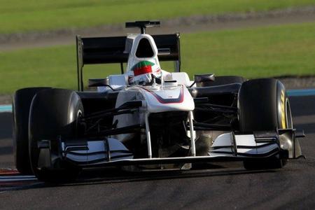 Sauber recibe un buen empujón económico desde México