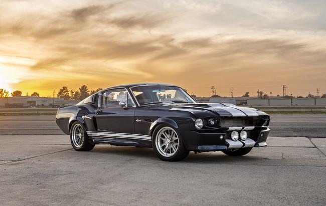 Vuelve el Eleanor Mustang de '60 segundos', ahora fabricado por Fusion Motor Company