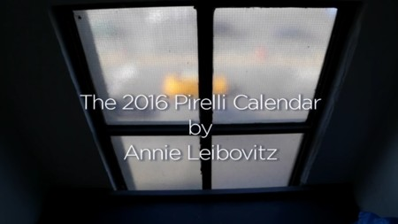 Calendario Pirelli o Barracuda, tu eliges