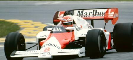 Niki Lauda Formula1 Austria 1984