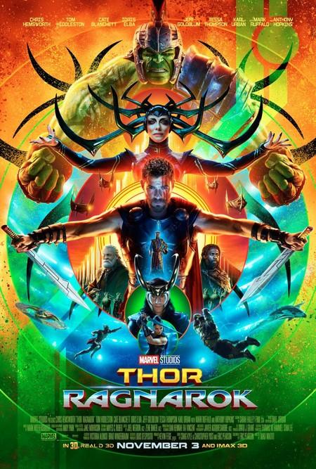 Espinof Mejores Carteles 2017 Thor Ragnarok