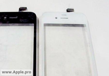 El futuro iPhone 4G tendrá versión con frontal blanco según imágenes filtradas