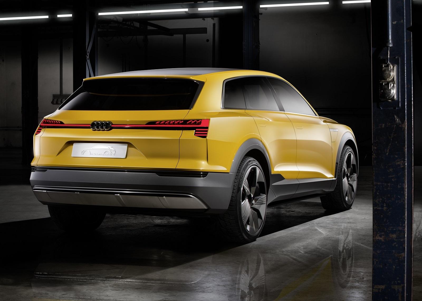 Foto de Audi h-tron quattro concept (1/8)