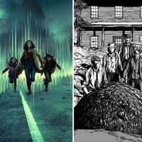 13 estrenos y lanzamientos imprescindibles para el fin de semana: 'Halloween Kills', 'Invasión', Lovecraft para niños y mucho más