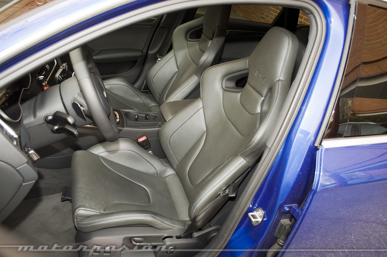 Foto de Audi RS4 Avant (prueba) (32/56)