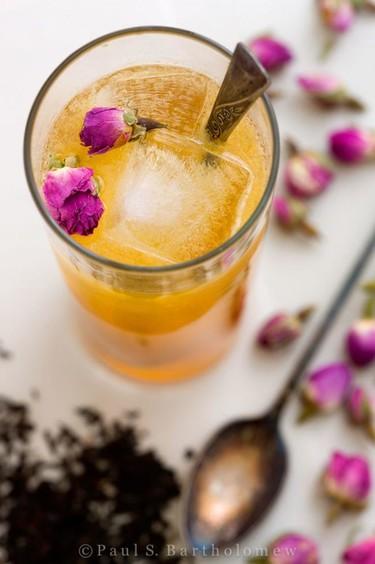 La moda en coctelería a base de tés. Saludable y glamorosa
