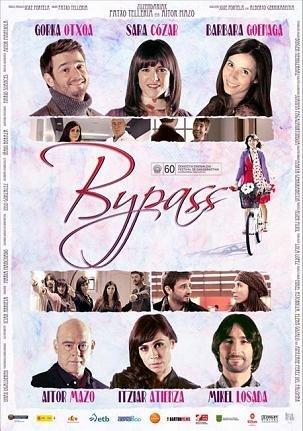 Imagen con el cartel de 'Bypass'