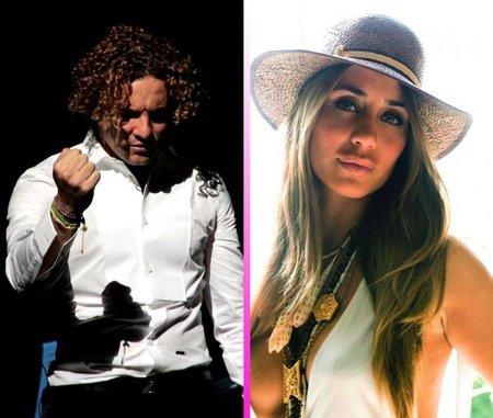 David Bisbal y Elena Tablada... se acabó lo que se daba