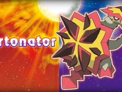 ¡Un Turtonator salvaje aparece en la Gamescom! Así es el nuevo Pokémon de las ediciones Sol y Luna [GC 2016]