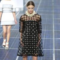 Chanel Primavera-verano 2013: las perlas del viento