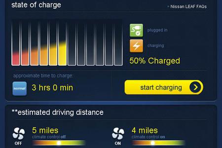 Nissan pretende mejorar el servicio Carwings para que la información pase primero por el usuario